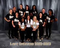 Salmen Lady Spartans Softball 2013