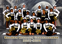Salmen Spartans Cheer 2013-2014