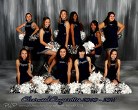 Clearwood Cougarettes 2010-2011