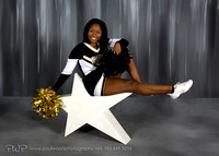 Salmen Spartans Cheerleading 2011-2012