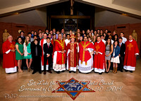 St. Luke's Confirmation 2014