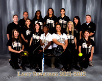 Salmen Lady Spartans Softball 2011-2012