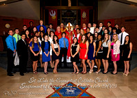 St Luke's Confirmation 2013