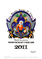 Mystic Krewe of Titans Ball 2011