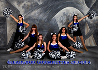 Clearwood Cougarettes 2013-2014